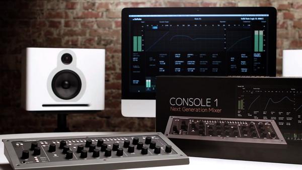 پردازشگر سیگنال Console 1