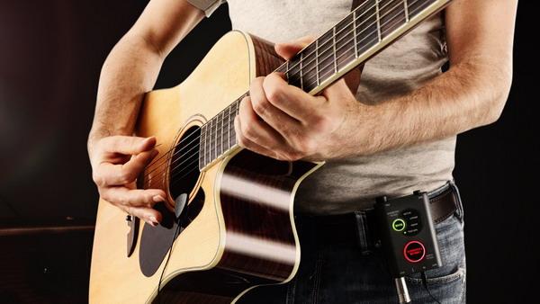 پری امپ و پردازشگر iRig Acoustic Stage
