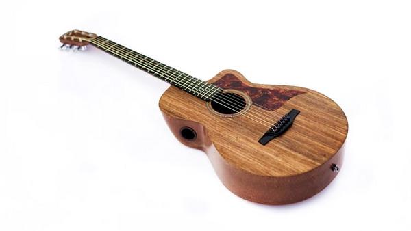 گیتار آکوستیک فیبر کربن Savoy
